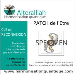 patch quantique harmonisant clé de la Renaissance -Alteralliah