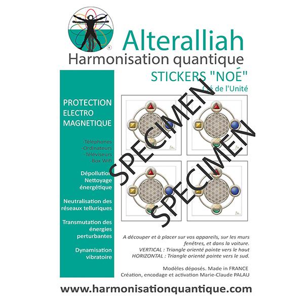 Neutralisateur d'ondes électromagnétiques -NOE- Alteralliah