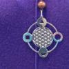bijou quantique harmonisant clé de l'unité portée-Alteralliah-harmonisation quantique