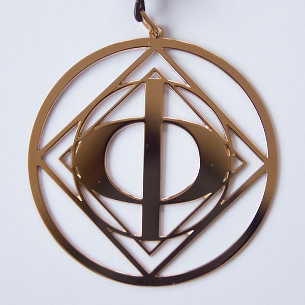 Clé de sagesse symbole PHI -Alteralliah