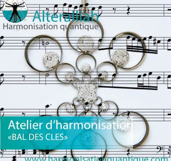 atelier harmonisation quantique - Alteralliah