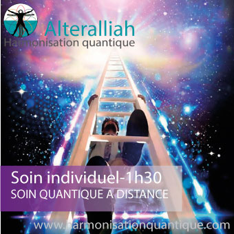soin quantique individuel à distance 1h30 -Alteralliah