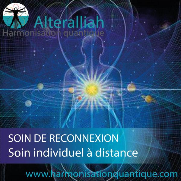 soin quantique individuel à distance - reconnexion-multidimensionnelle -Alteralliah