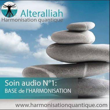 Soin quantique audio 1 base harmonisation multidimensionnelle de l'Être -Alteralliah