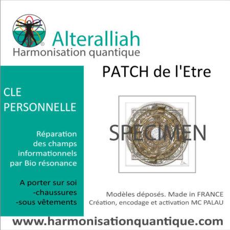 patch quantique harmonisant clé personnalisée -Alteralliah