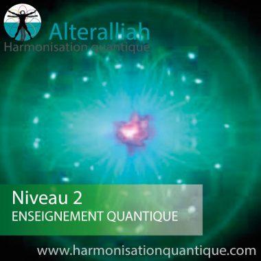 formation praticien thérapie quantique niveau 2