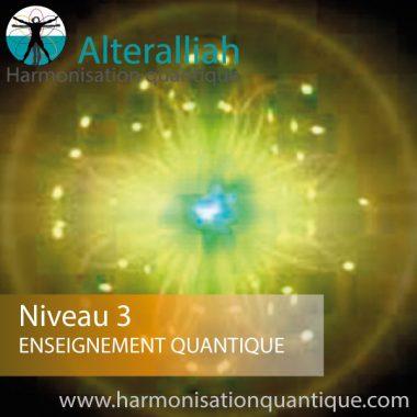formation praticien thérapie quantique niveau 3