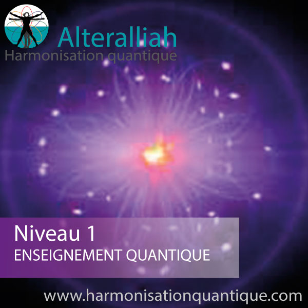 formation praticien thérapie quantique niveau 1