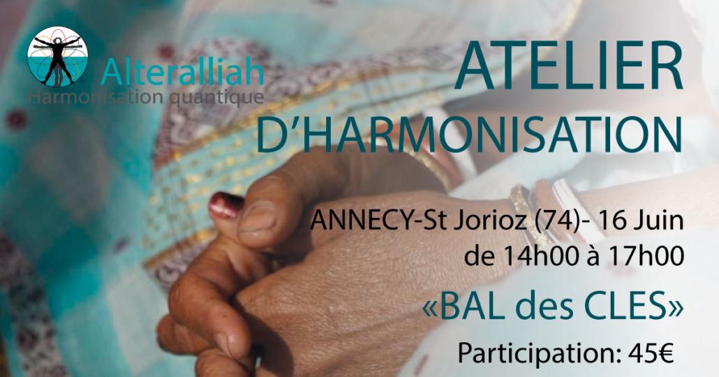 atelier harmonisation multidimensionnelle annecy 160618- Alteralliah -harmonisation quantique
