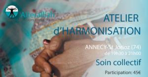 ATELIER HARMONISATION- ANNECY @ Alteralliah | Saint-Jorioz | Auvergne-Rhône-Alpes | France