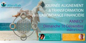 JOURNÉE ALIGNEMENT et TRANSFORMATION FINANCIÈRE -ANNECY @ HOTEL NOVEL | Annecy | Auvergne-Rhône-Alpes | France