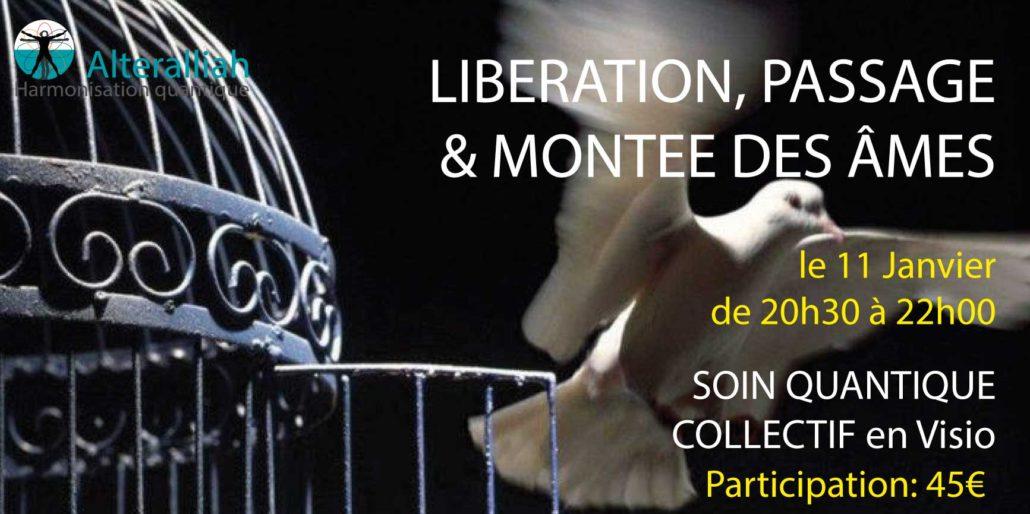 soin quantique collectif montée des âmes 11/01/18-Alteralliah
