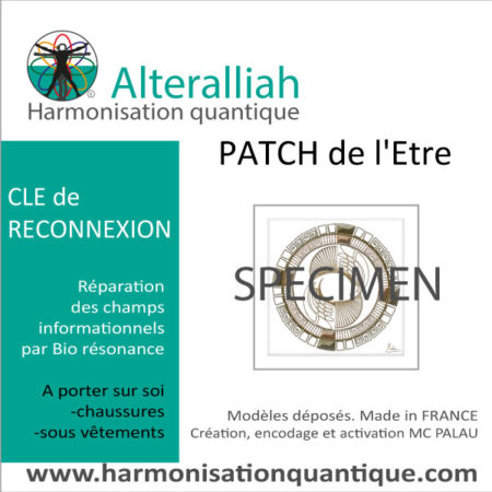 patch quantique harmonisant LA SOURCE-Alteralliah