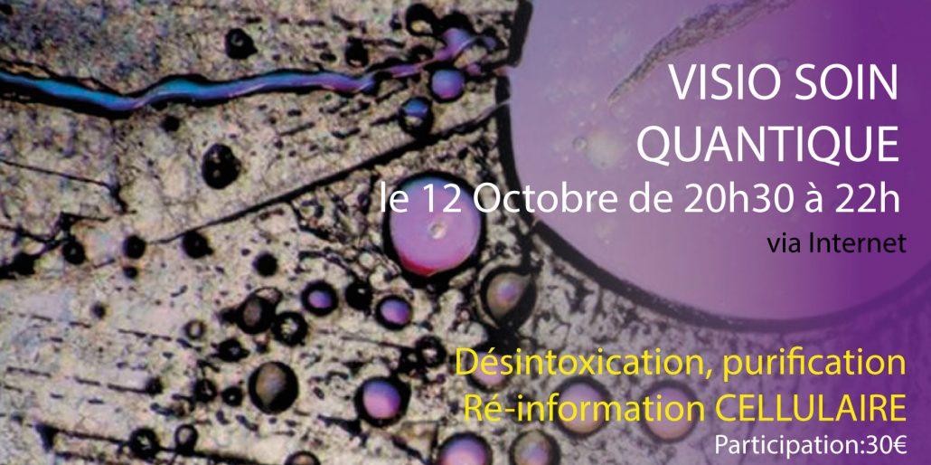 Visio soin 12/10/17 ré-information cellulaire-Alteralliah