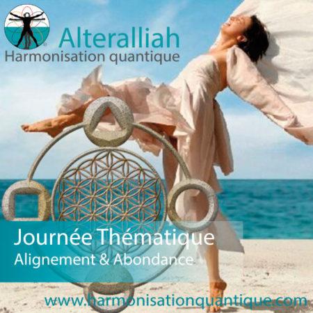 journée thématique-Alteralliah harmonisation quantique