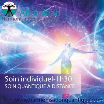 soin quantique individuel à distance 1h30 -Alteralliah