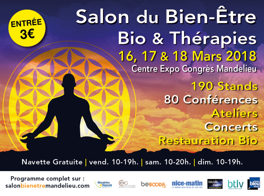 SALON THERAPIES - MANDELIEU 2018