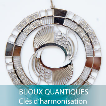 Bijoux quantiques harmonisant
