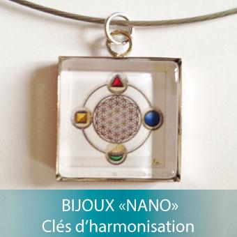 Bijoux quantiques clés nano
