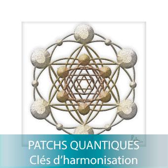 Patchs quantiques harmonisant