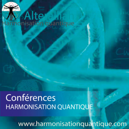 Visio conférence - Alteralliah harmonisation quantique