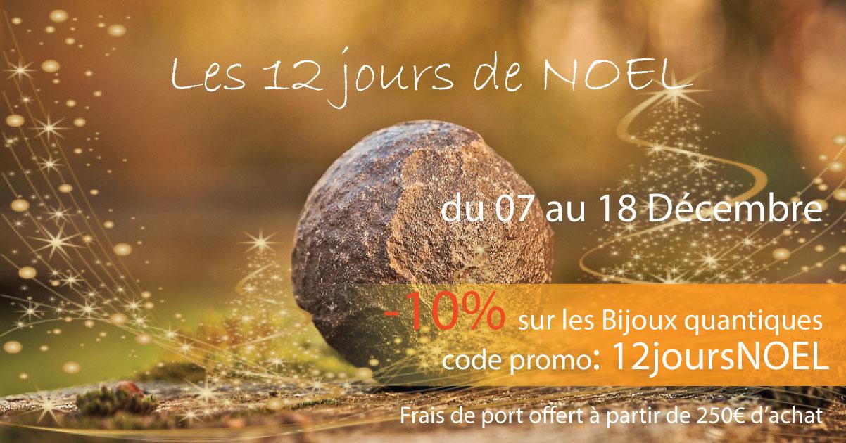 Boutique en ligne -Bijoux quantiques Promotion NOEL 2018-Alteralliah - Harmonisation quantique