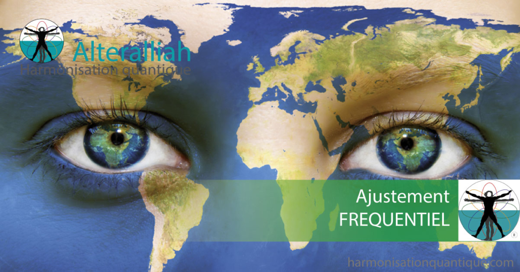 AJUSTEMENT FREQUENTIEL- Alteralliah harmonisation quantique