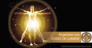 VISIO SOIN QUANTIQUE - Régénérer nos codes de Lumière @ chez vous, via Internet