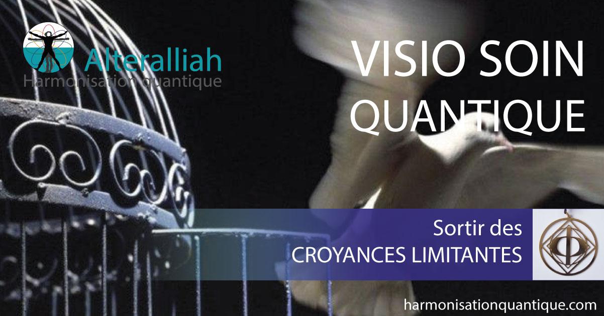 soin quantique sortir des croyances limitantes - alteralliah harmonisation quantique