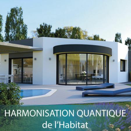 Harmonisation quantique de l'habitat